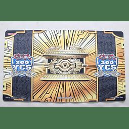 Playmat YCS200 Gold Sarcophagus