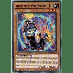 3x Virtual World Xiezhi - Jiji Yugi Español PHRA-SP012