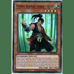Dual Avatar Fists - Yuhi Yugi Español PHRA-SP014