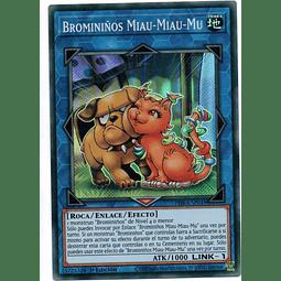 Prank-Kids Meow-Meow-Mu Yugi Español PHRA-SP049