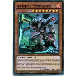 Myutant Arsenal Yugi Español PHRA-SP089