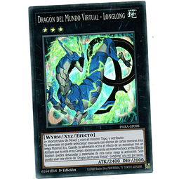 Virtual World Dragon - Longlong Yugi Español PHRA-SP098
