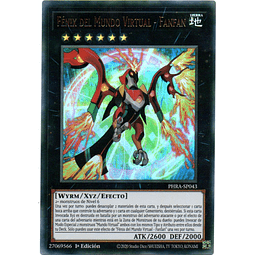Virtual World Phoenix - Fanfan Yugi Español PHRA-SP043