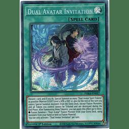 Dual Avatar Invitation Yugi  PHRA-EN057
