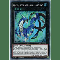 Virtual World Dragon - Longlong Yugi PHRA-EN098