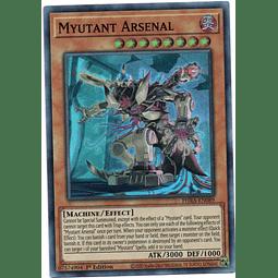 Myutant Arsenal Yugi PHRA-EN089