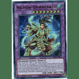Dual Avatar - Empowered Kon-Gyo Yugi PHRA-EN034