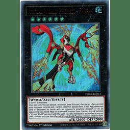 Virtual World Phoenix - Fanfan Yugi PHRA-EN043