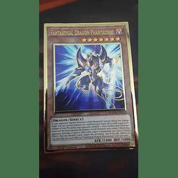 Fantastical Dragon Phantazmay (alternate art) Cartas yugi MAGO-EN018