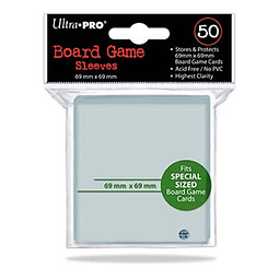 Micas Ultra Pro Transparentes Fit Special Sized 50 Sleeves