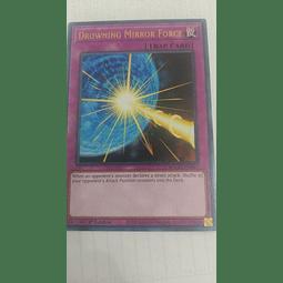Drowning Mirror Force Cartas yugi MAGO-EN097