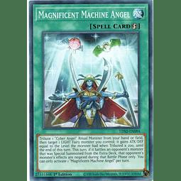 x3 Magnificent Machine Angel carta yugi LDS2-EN094