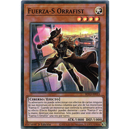 S-Force Orrafist Carta yugi BLVO-SP013