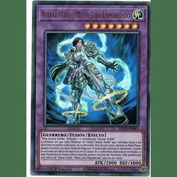 Dual Avatar - Empowered Mitsu-Jaku Carta yugi BLVO-SP041