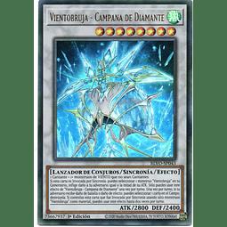 Windwitch - Diamond Bell Carta yugi BLVO-SP043