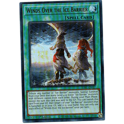 Winds Over the Ice Barrier Carta Yugioh SDFC-EN027