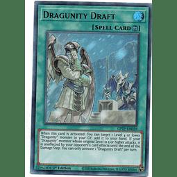 Dragunity Draft Carta yugi GFTP-EN039