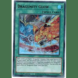 Dragunity Glow Carta yugi GFTP-EN041