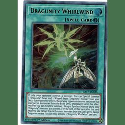 Dragunity Whirlwind Carta yugi GFTP-EN040