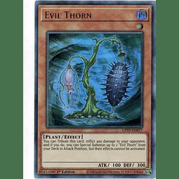 Evil Thorn Carta yugi GFTP-EN077