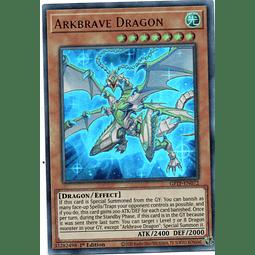 Arkbrave Dragon Carta yugi GFTP-EN072