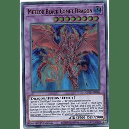 Meteor Black Comet Dragon Carta yugi GFTP-EN096