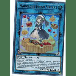 Fresh Madolche Sistart Carta yugi GFTP-EN104