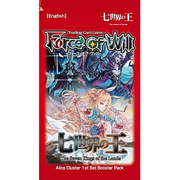 Sobre - Force Of Will The seven king of the lands
