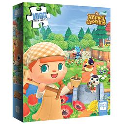 "Puzzle: Animal Crossing ""New Horizons"" 1000 PZS"