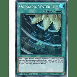 Ogdoadic Water Lily Carta yugi ANGU-EN010