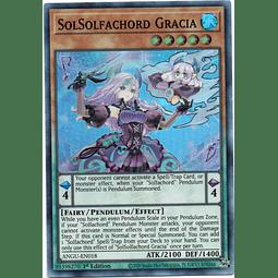 SolSolfachord Gracia Carta yugi ANGU-EN018