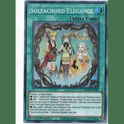 Solfachord Elegance Carta yugi ANGU-EN022