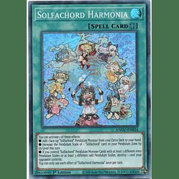 Solfachord Harmonia Carta yugi ANGU-EN024