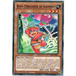 Amazement Ambassador Bufo Carta Yugi LIOV-SP007