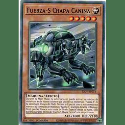 S-Force Dog Tag Carta Yugi LIOV-SP014