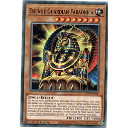 Pharaonic Guardian Sphinx Carta Yugi LIOV-SP024