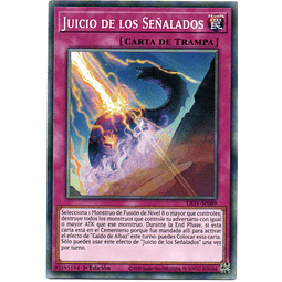 Judgment of the Branded Carta Yugi LIOV-SP069