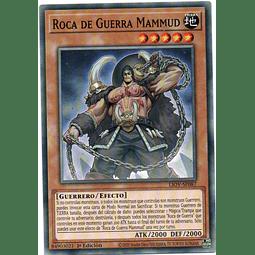 War Rock Mammud Carta Yugi LIOV-SP087
