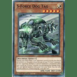 S-Force Dog Tag Carta Yugi LIOV-EN014