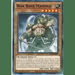 War Rock Mammud Carta Yugi LIOV-EN087