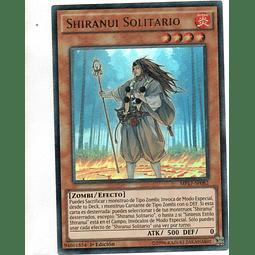 Shiranui Solitario carta yugi MP17-SP082