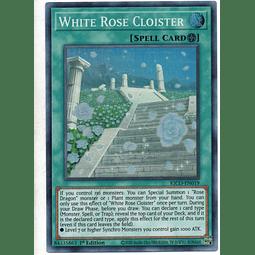 White Rose Cloister carta yugi KICO-EN019