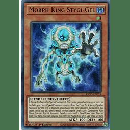 Morph King Stygi-Gel carta yugi KICO-EN018