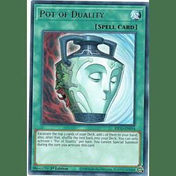 Pot of Duality carta yugi KICO-EN054