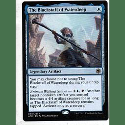 The Blackstadd of Waterdeep carta magic  AFR048