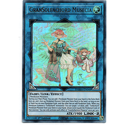 GranSolfachord Musecia carta yugi DAMA-EN048