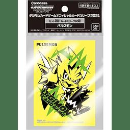 Micas Digimon modelo 03 Pulsemon