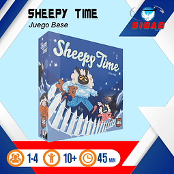 Sheepy Time Board Game
