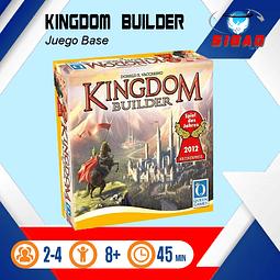 Juego De Mesa - Kingdom Builder