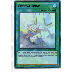 Crystal Bond Carta Yugi LDS1-EN112 Ultra Rare